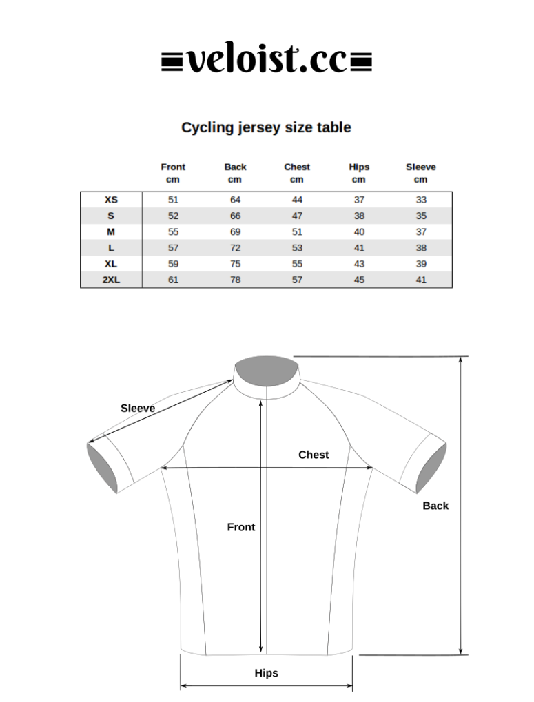 Singleminded jersey table